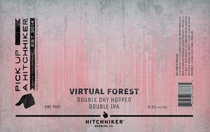 Virtual Forest - Double IPA - 4-Pack